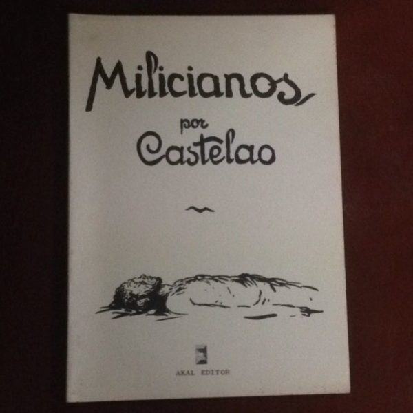 Milicianos (Castelao) portada