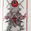 Superstición bruxos arqueólogos - Libro de San Cibrán. Serigrafía 2