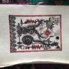 Superstición bruxos arqueólogos - Libro de San Cibrán. Serigrafía 3
