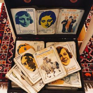 El Teatro Moderno. Colección 44 exemplares
