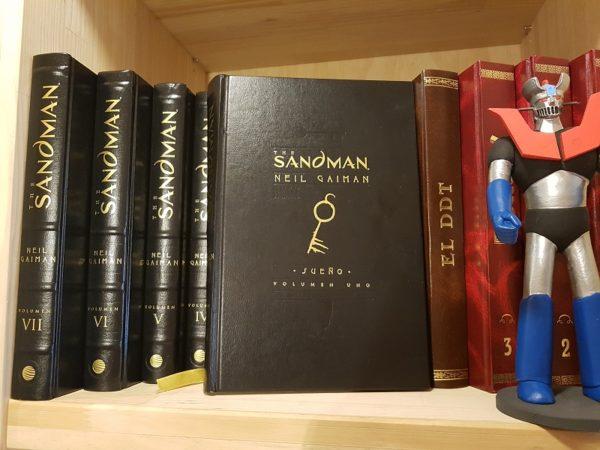 The Sandman. Neil Gaiman