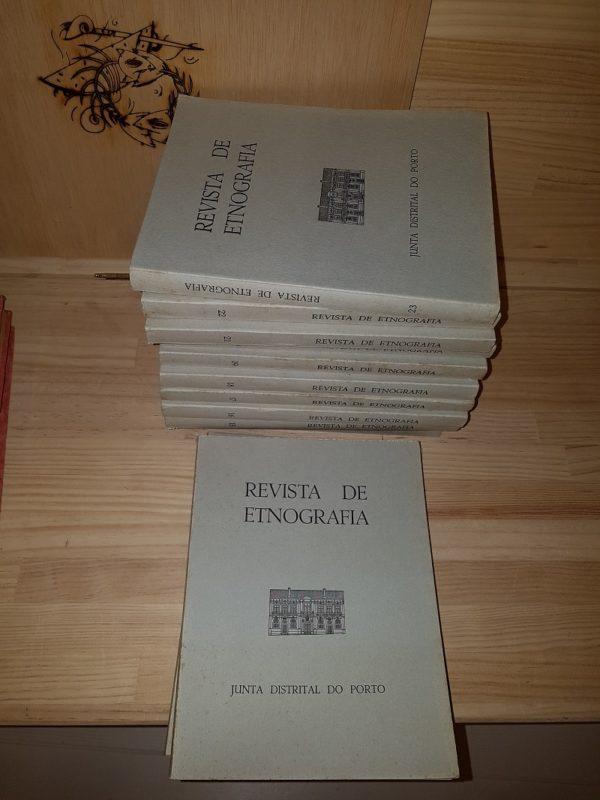 Revista de Etnografía da Junta Distrital de Porto