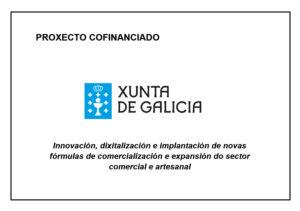Xunta de Galicia - Proxecto Financiado